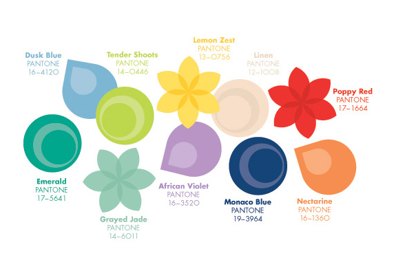 Pantone-Colors-of-spring-2013