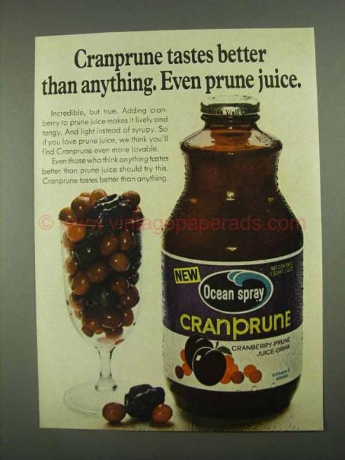 cran prune