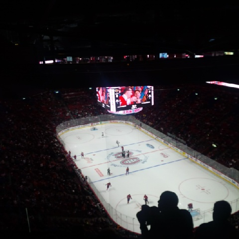 Bell Center Canadiens